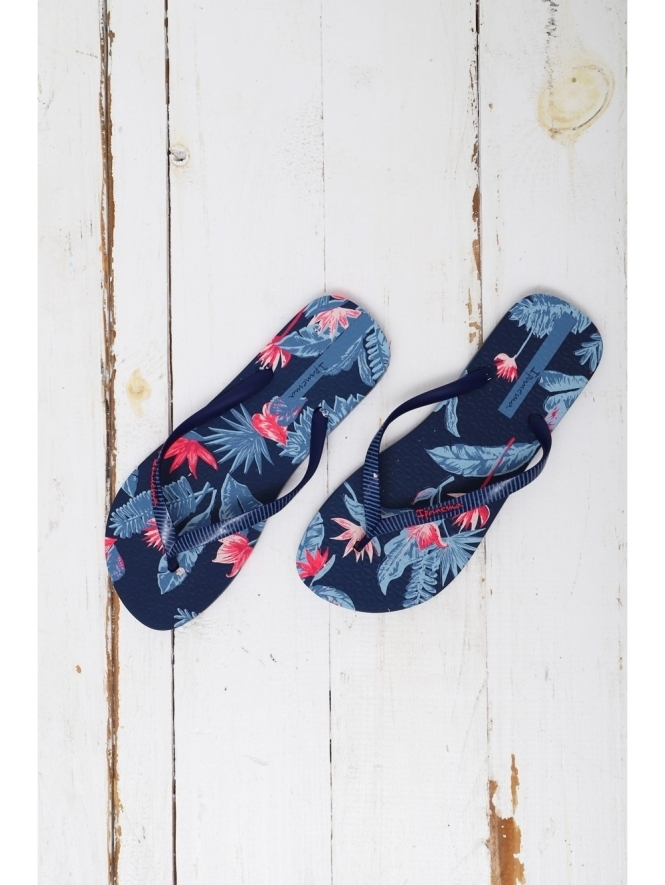 Ipanema for Kit and Kaboodal Love Tropical Flip Flop