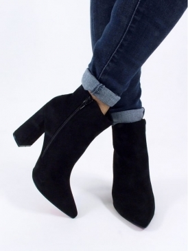 kit and Kaboodal Alisha Block Heel Boots