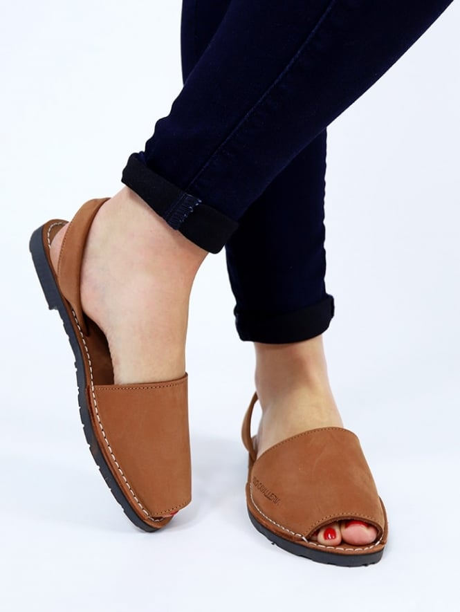 Kit and Kaboodal Balaeric Nubuck Sandals