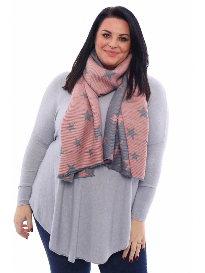 Kit and Kaboodal Charlotte Star Scarf