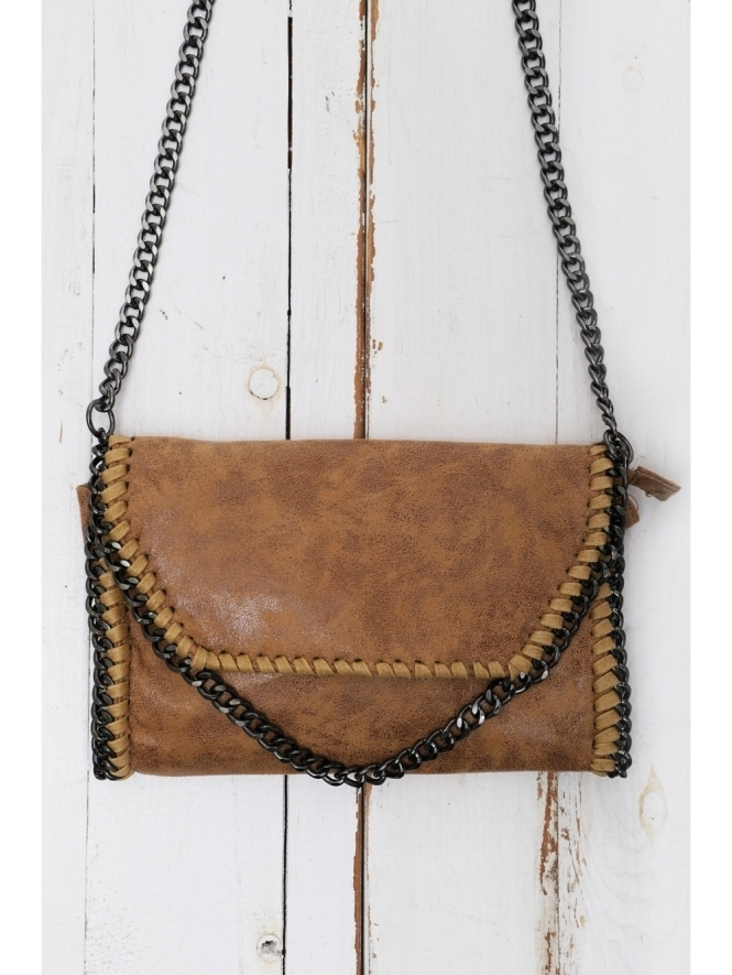 Kit and Kaboodal Clovelly Chain Cross Body Bag