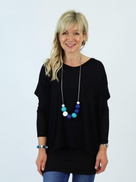 Kit and Kaboodal Danna Necklace Blue