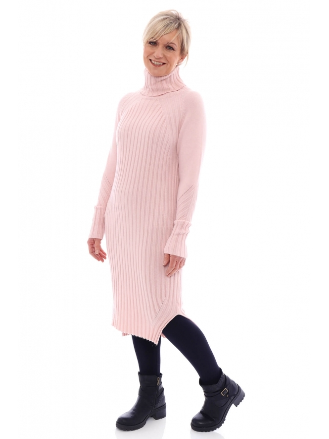 Kit and Kaboodal Easenhall Polo Neck Jumper Dress