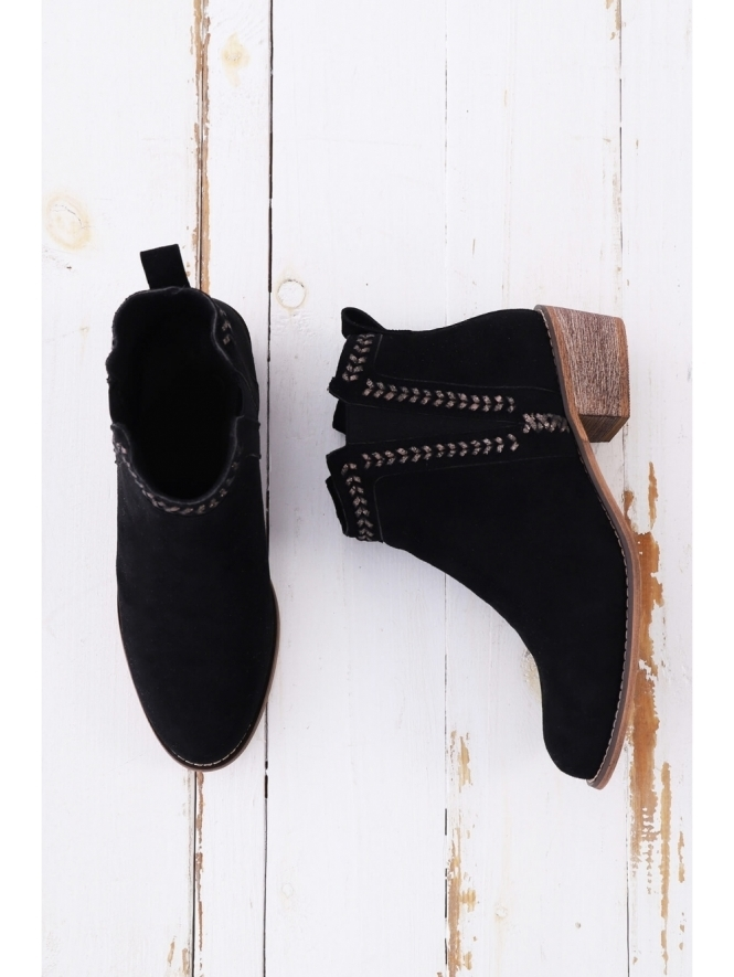 Kit and Kaboodal Jennifer Ankle Boots