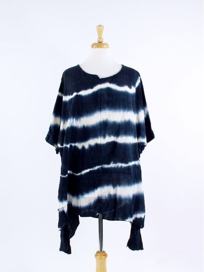 Kit and Kaboodal Made In Italy Tarvin Tie Dye Tunic