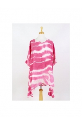 Made In Italy Tarvin Tie Dye Tunic