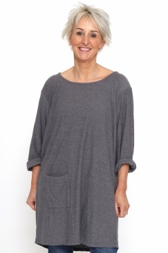 Kit and Kaboodal Made With Love Sally Pocket Tunic Dress
