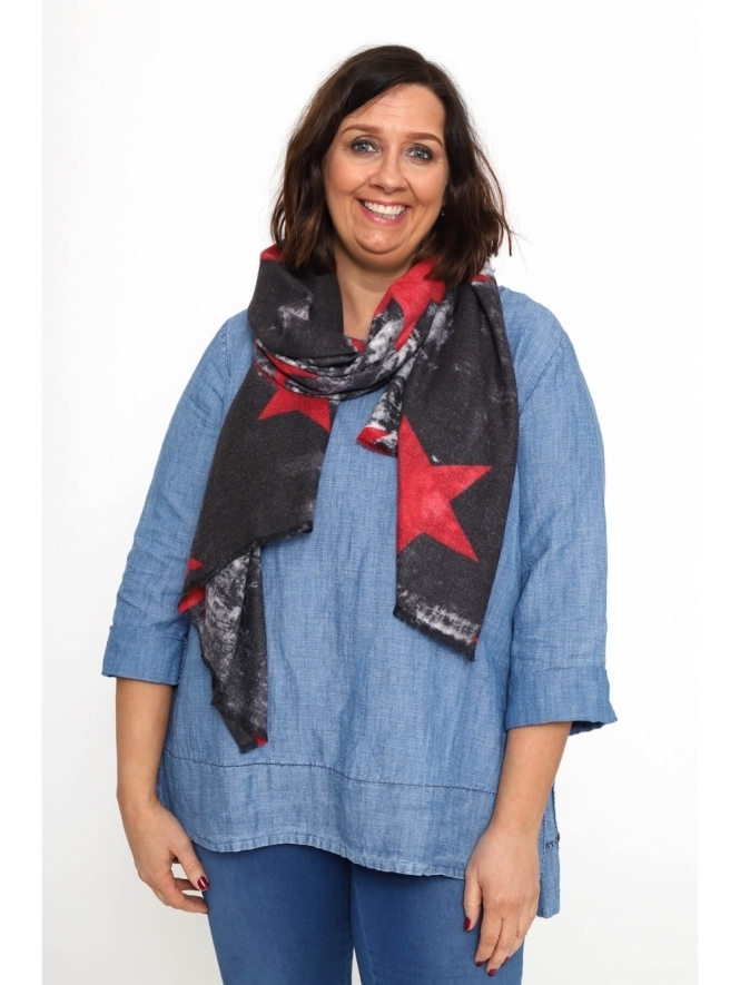 Kit and Kaboodal Mara Star Scarf