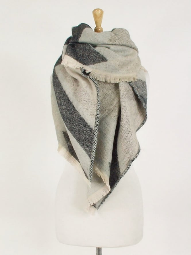Kit and Kaboodal Masie Scarf Grey