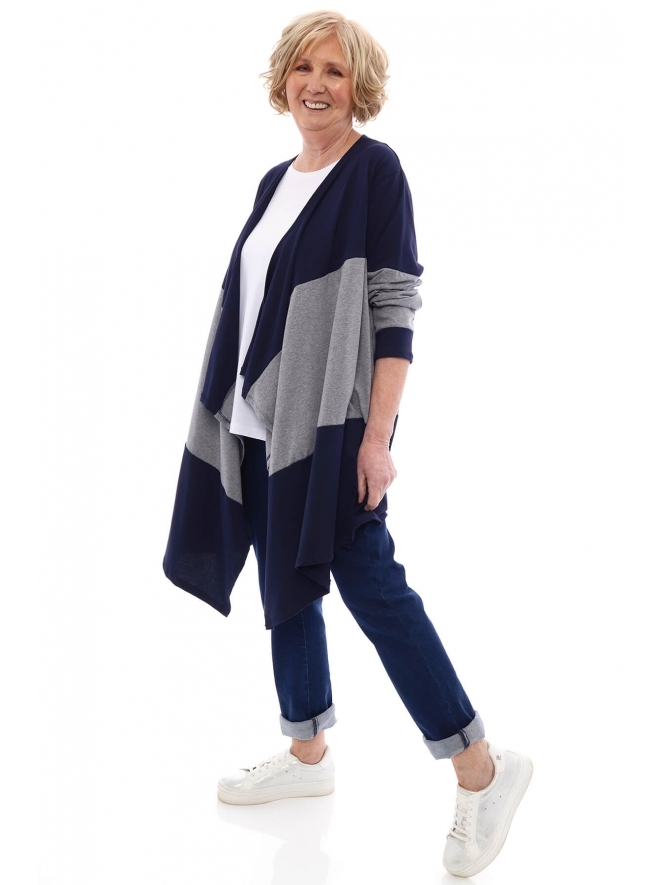 Kit and Kaboodal McGee 2 Cotton Drape Jacket