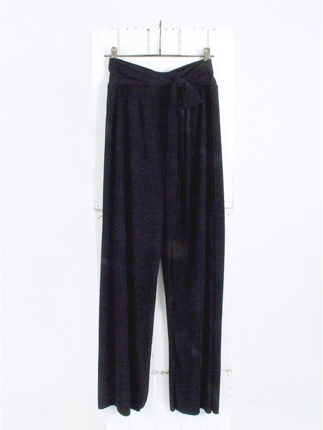 Kit and Kaboodal Palma Pleated Palazzo Pants