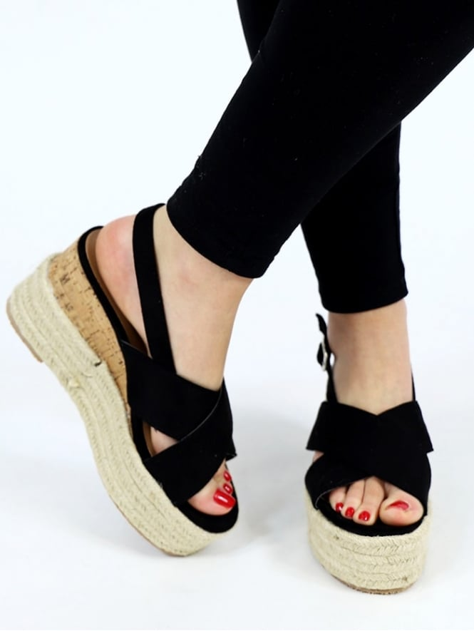 Kit and Kaboodal Seville Cork Wedge