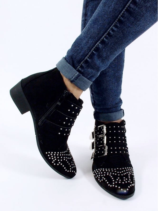 Kit and Kaboodal Shakira Studded Boots