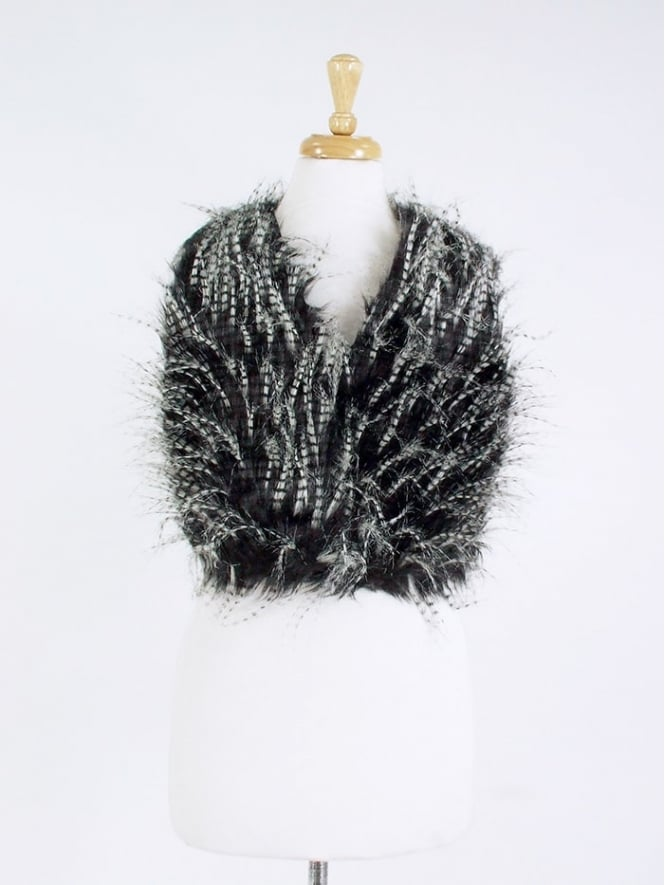 Kit and Kaboodal Willow Faux Fur Gilet