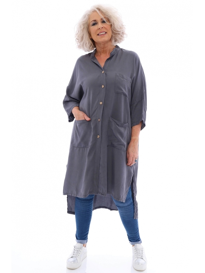 Made in Italy Arundel Tunic Shirt