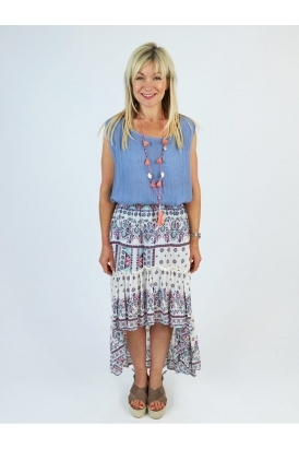 Made in Italy Bellona Skirt