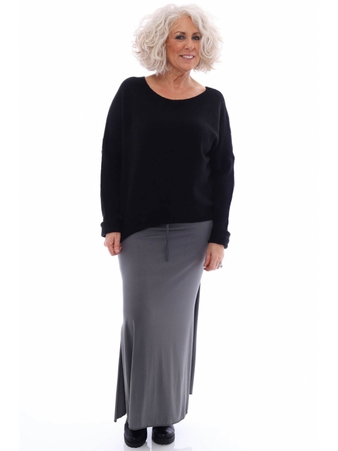 Made in Italy Boscombe 2 Plain Tube Skirt
