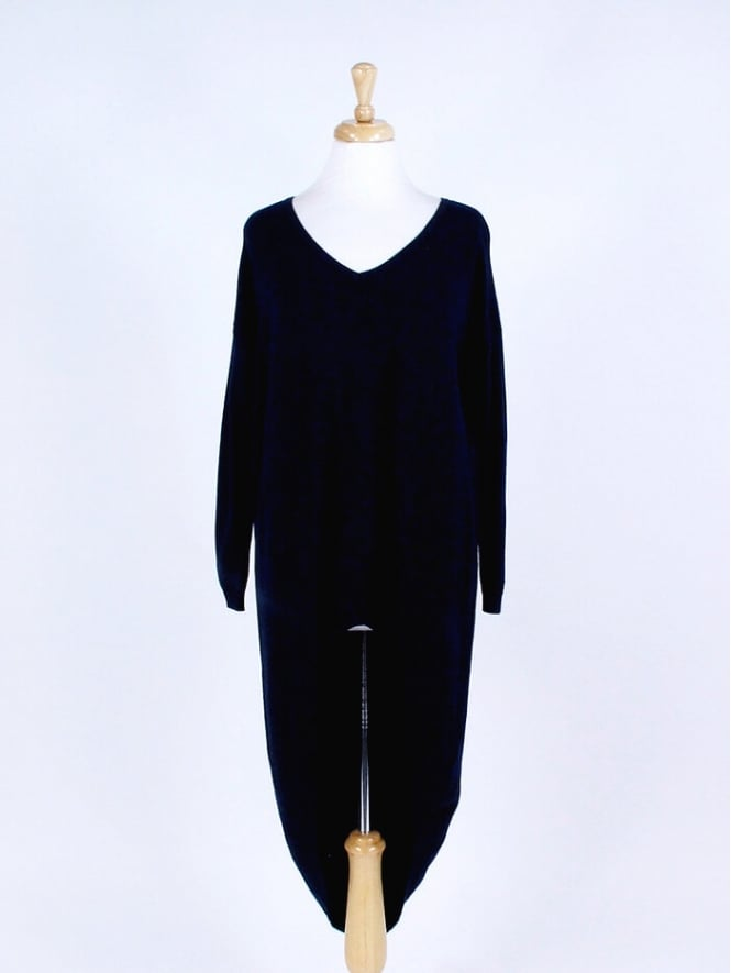 Made in Italy Campbel Town Asymmetric Knit