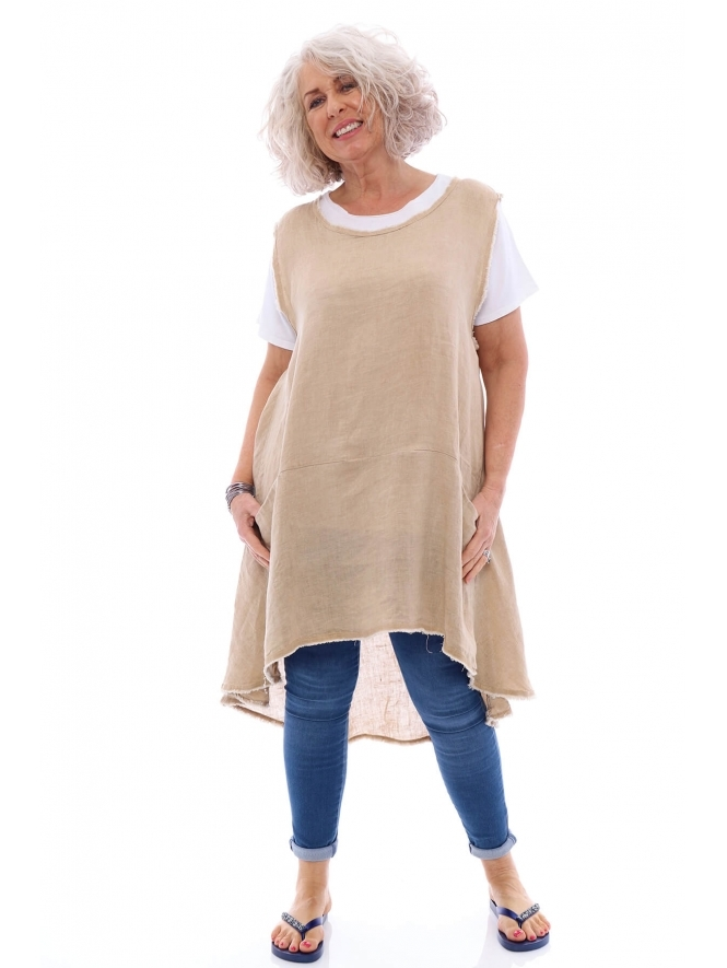 Made in Italy Comrie Pocket Tunic