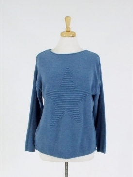 Made in Italy Easton Star Jumper