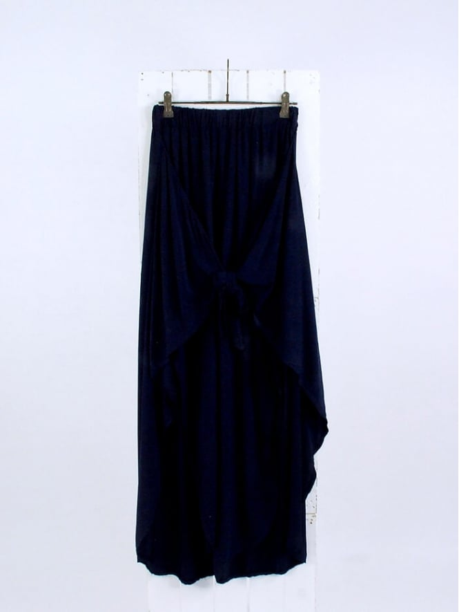 Made In Italy Harem Tie Pants