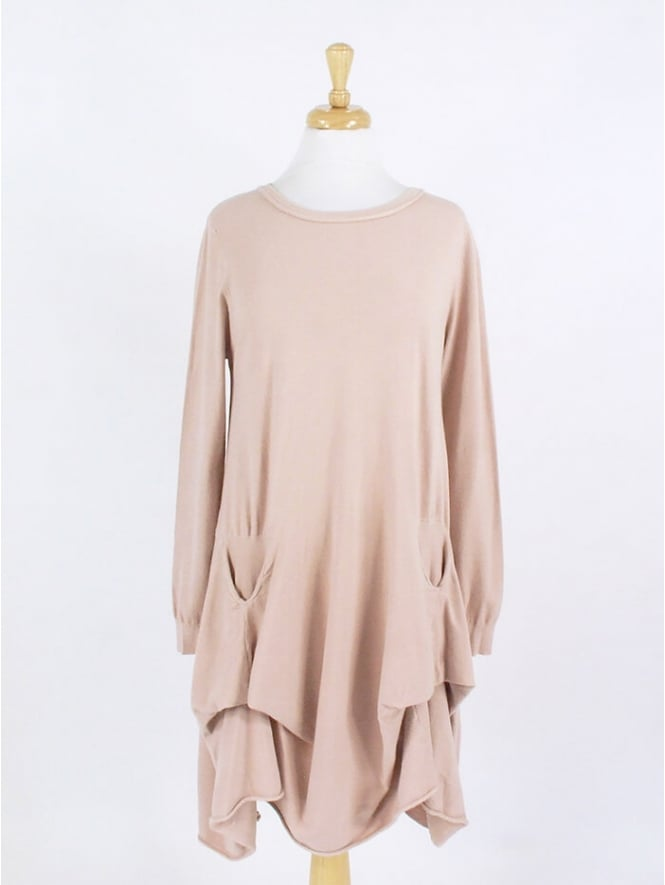 Made in Italy Hoy Jumper Dress