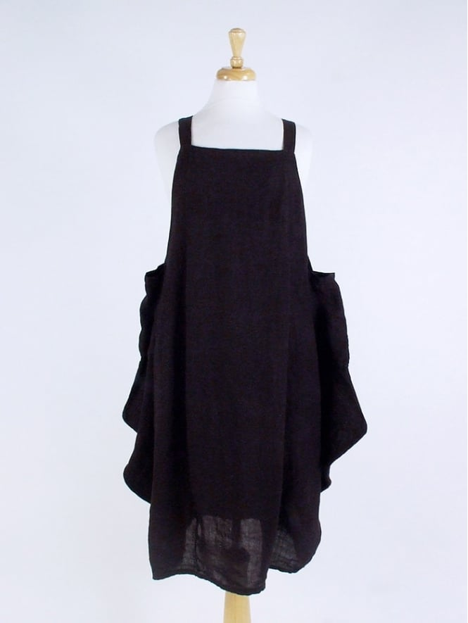 Made In Italy Lamorna Linen Dress