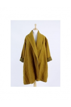 Made In Italy Phoebe 2 Wool Coat