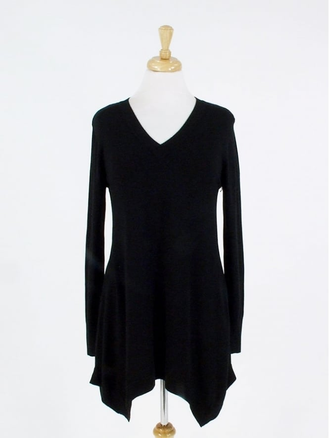 Made in Italy Porth Tunic Jumper