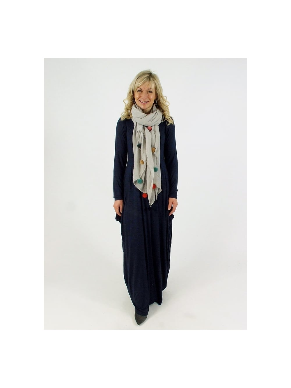 0d931cd483a5 Made in Italy Prestwick Maxi Dress