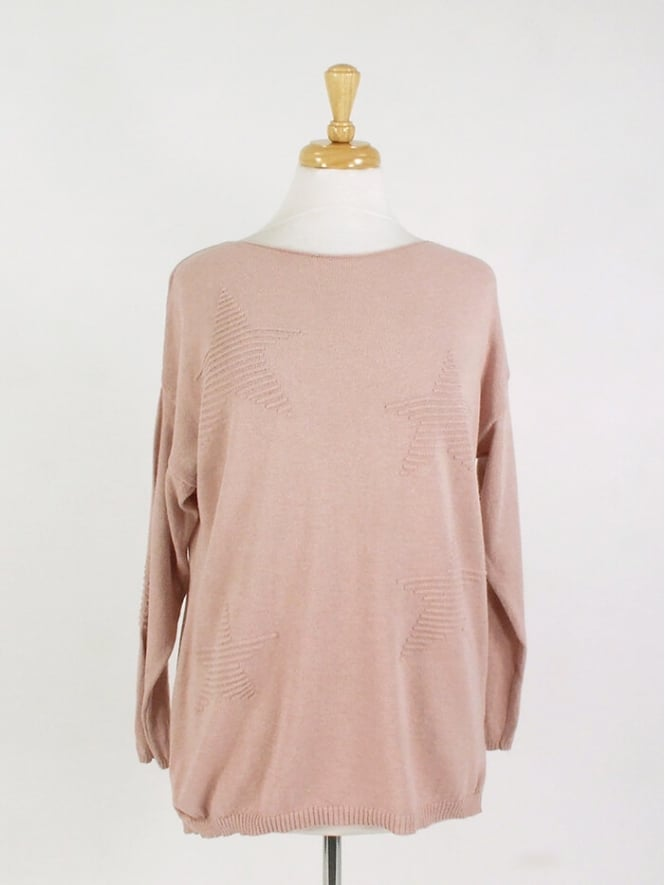 Made in Italy Sandy Star Jumper