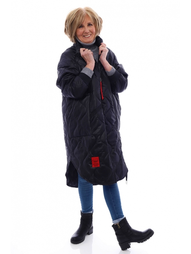Made in Italy Sheerness Quilted Coat