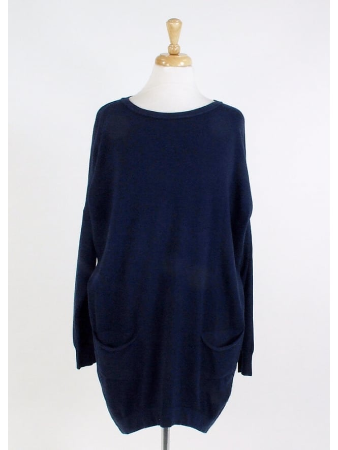 Kit and Kaboodal Made in Italy Shetland Jumper Dress