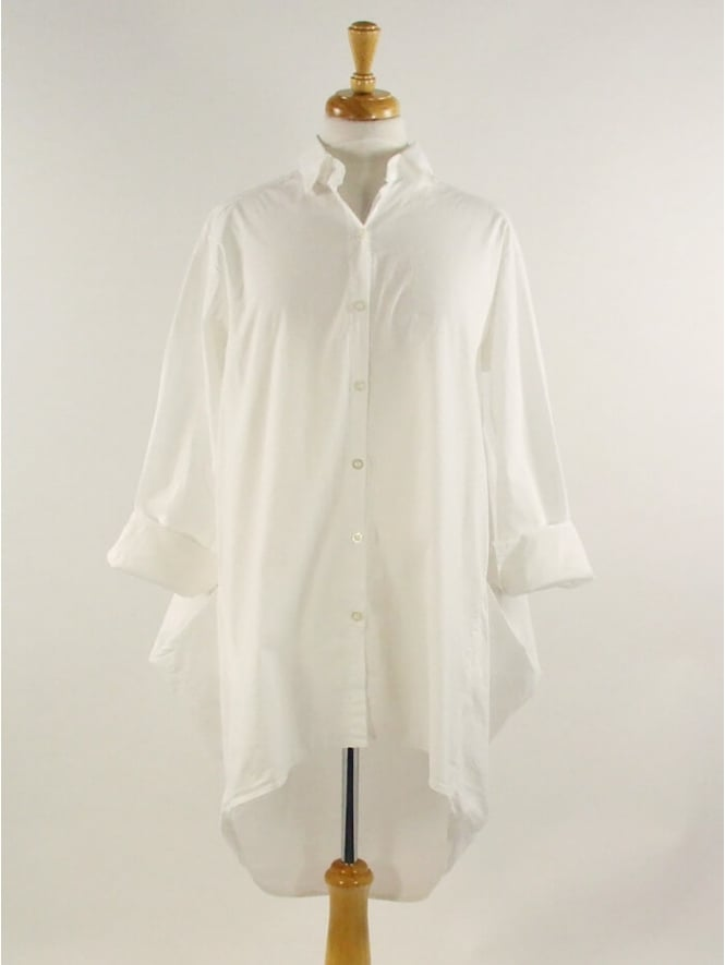 Kit and Kaboodal Made In Italy Somersham Shirt White