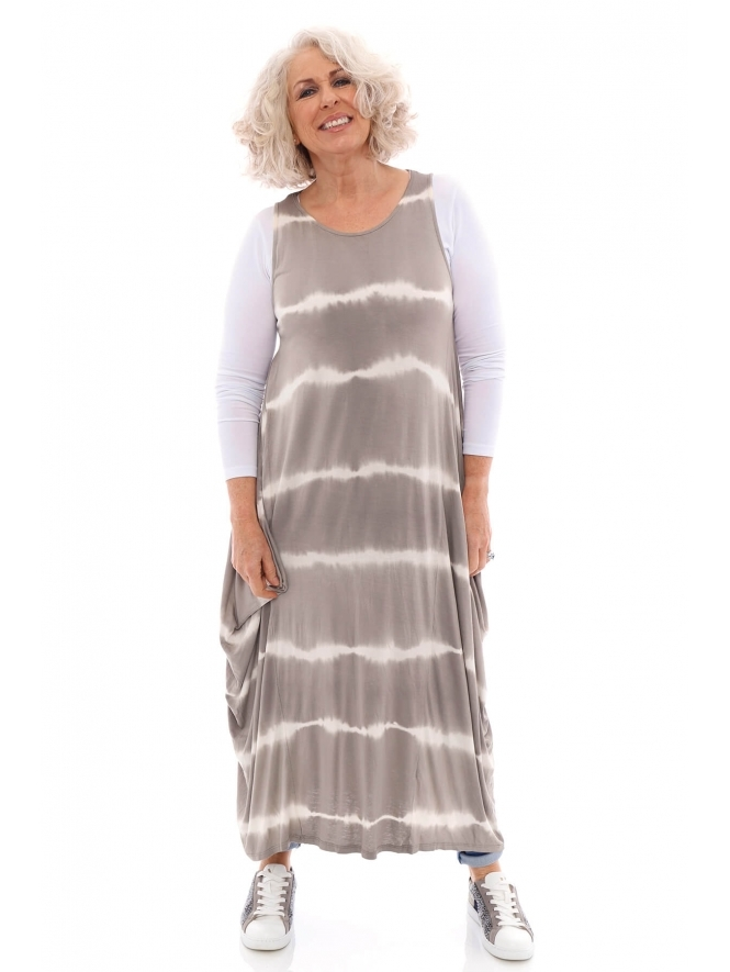 Made in Italy Tiverton Stripe Dress
