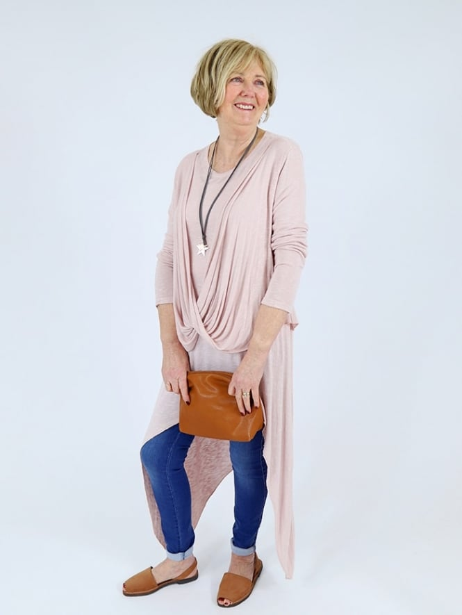 Made in Italy Varese Knitted Tunic