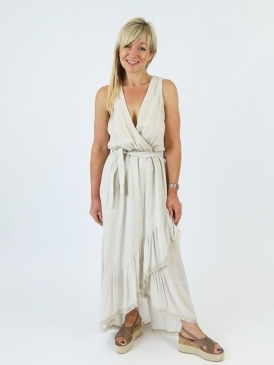 Made in Italy Vibo Maxi Dress