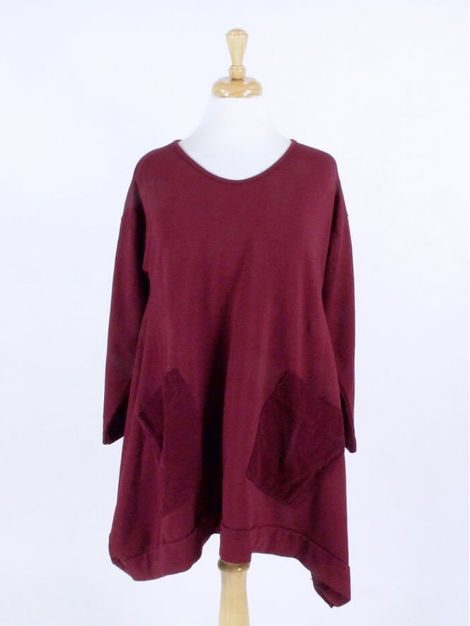 Kit and Kaboodal Made in Italy York Cotton Tunic